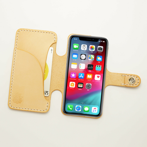 手帳型 iPhone 12 / iPhone 12 Proケース Bタイプ